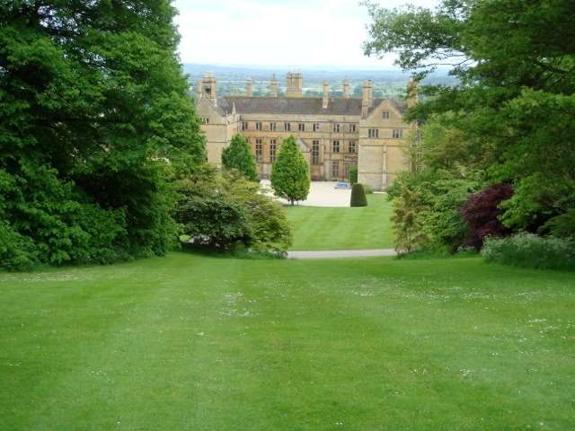 Batsford House
