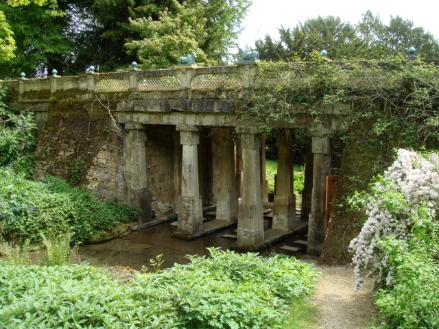 Sezincote the bridge