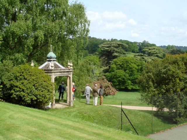 Sezincote view