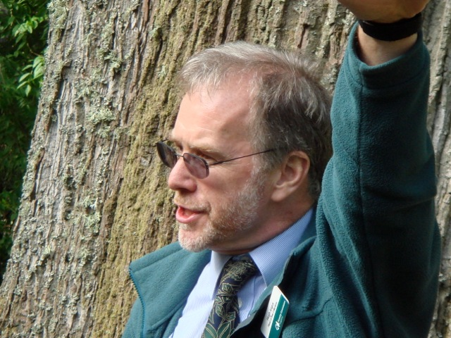 Westonbirt - Keith Angus, Head of Collections