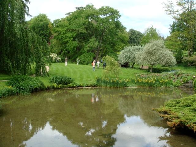 Sezincote lower lake