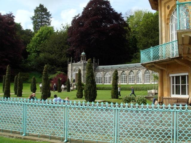 Sezincote Orangery